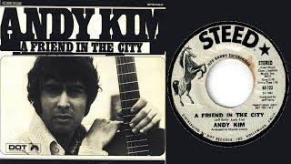 LP DOBRÃO (1970) - 11.Andy Kim - A Friend In The City (Pérolas do Vinil)