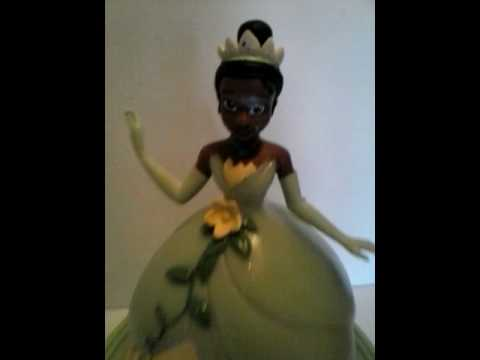 Tiana Princess & The Frog Disney Princess Light & Sound Musical Bank