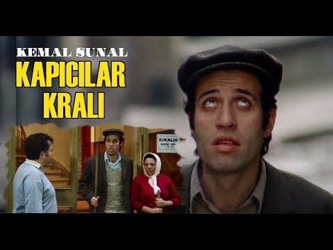 Kapıcılar Kralı (1976) - Türk Filmi (Kemal Sunal & Sevda Ferdağ)