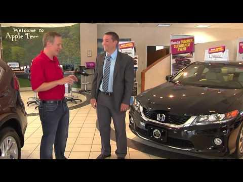 Presenting Sponsor- AppleTree Honda & Acura