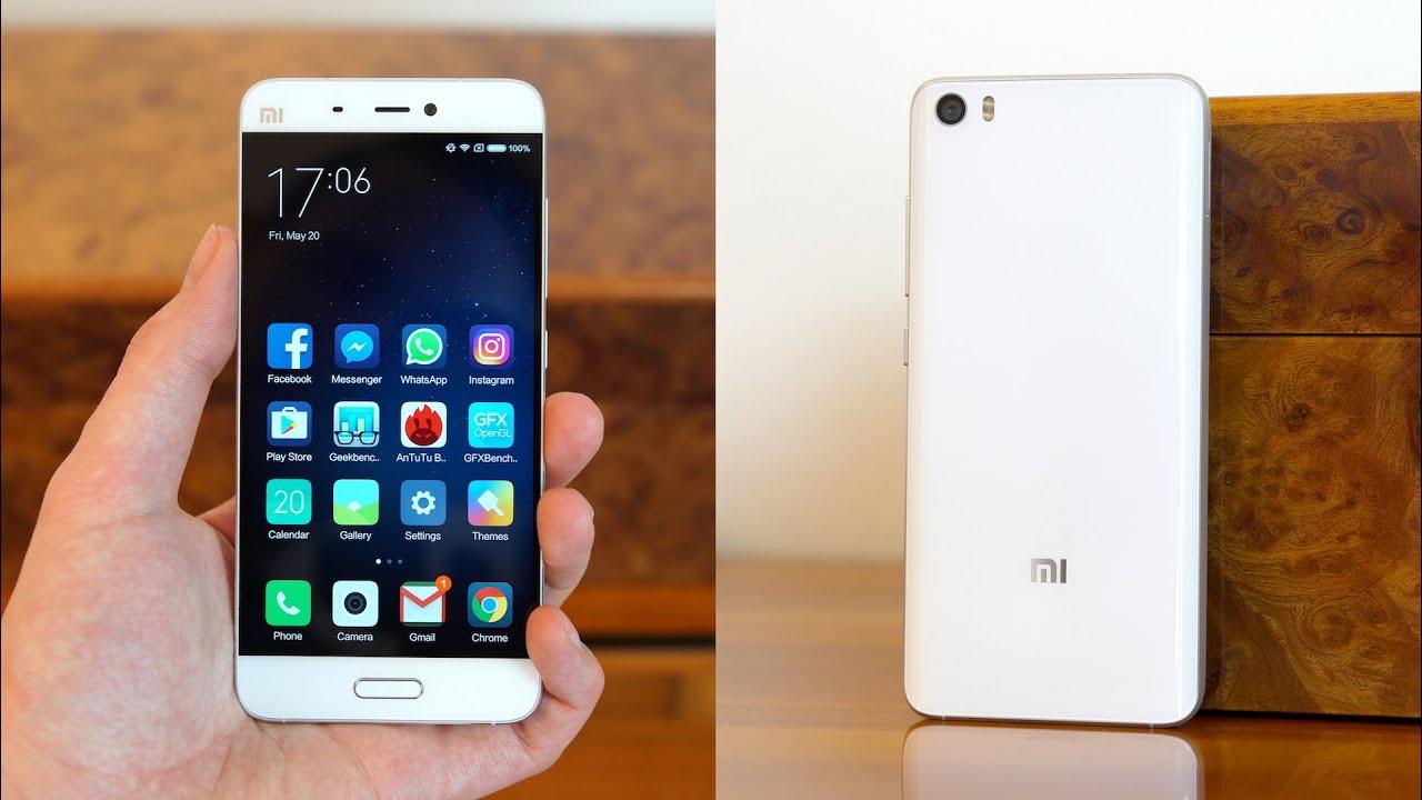 Review Xiaomi Mi5 Deutsch