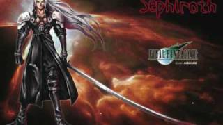 Final Fantasy VII- Sephiroth Theme - METAL VERSION (NEW)