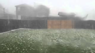 Wylie Hail Storm 4/11/16
