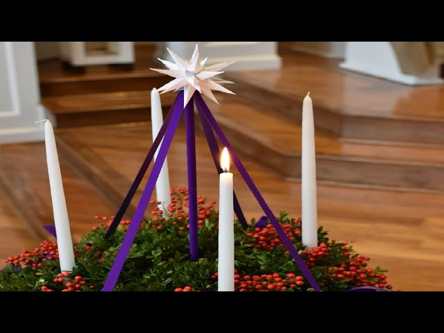 Advent 1 Worship