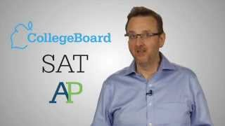 Set up an account with the College Board