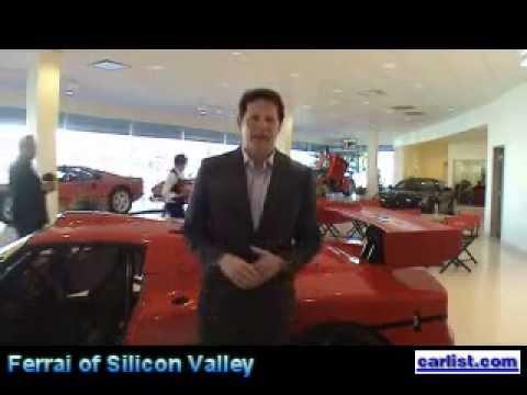 Ferrari Maserati Of Silicon Valley Owner Giacomo Mattiolli And The 612 Scaglietti 60th Anniversary Youtube