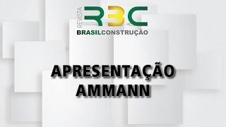 Ammann - Revista Brasil Construção