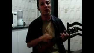 Eddie Vedder - Once in a While (cover)