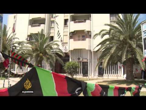 Libya's new government is struggling to take power