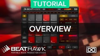 UVI BeatHawk  Overview