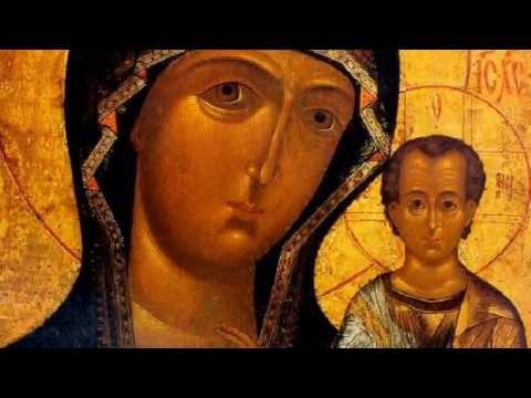 Высоцкий мужской монастырь - Неупиваемая Чаша икона Божией