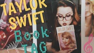 TAYLOR SWIFT BOOK TAG 2.0 | Bel Rodrigues