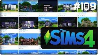 The Sims 4 Witaj w Pracy [#109] Wybieramy dom z Galerii