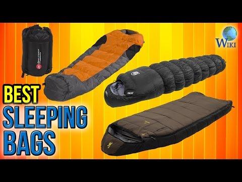 10 Best Sleeping Bags 2017