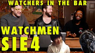 """WATCHMEN S1E4 """"If You Don't Like My Story, Write Your Own"""" RECAP Watchers in the Bar"""