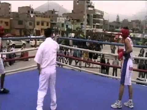 Boxeo: Torneo Juvenil - YouTube