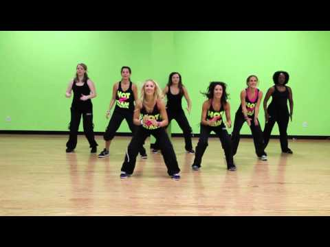 Hot Z Team Zumba Dance Workout For Beginner