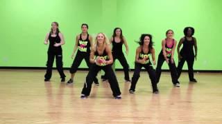 Hot Z Team Zumba Dance Workout For Beginner