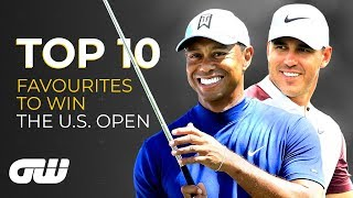 Top 10: The US Open 2019 Ones to Watch! | Rory McIlroy, Tiger Woods, Brooks Koepka | Golfing World