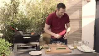 Kevin Love - Asian Style Bbq'd Salmon Recipe