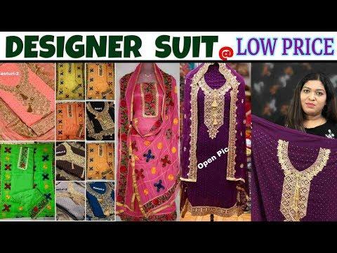 Buy Affordable Designer & Stylish Unstitch Dress ll Online Shop ll www.prititrendz.com