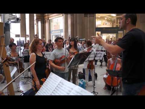 Flash Mob Orchestra