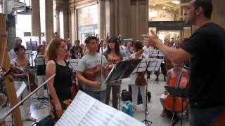 Flash Mob Orchestra  -  22 luglio Roma