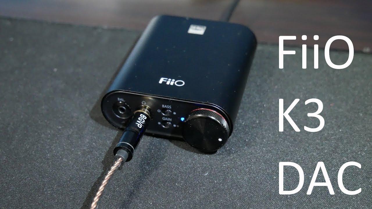 Fiio K3 Review (2019) Great Budget Dac!