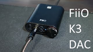fiio K3 Review (2019) Great Budget Dac!