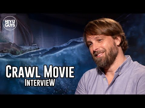 Director Alexandre Aja On Alligator Horror Crawl