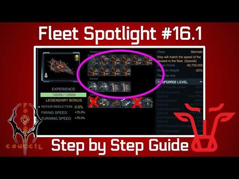 Battle Pirates: Fleet Spotlight 16.1 [Final Riot Build] February 2020