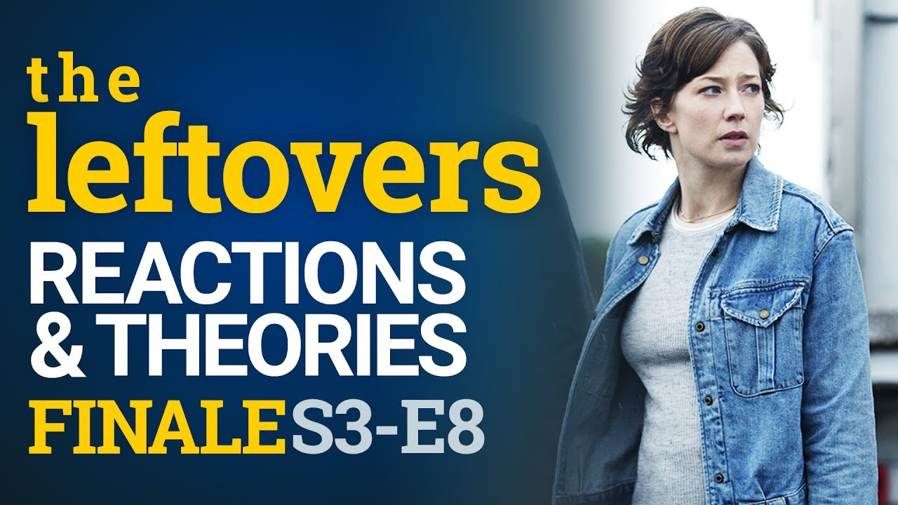 """Download The Leftovers Season 3 Episode 8 Series FInale """"The Book of Nora"""" Live Discussion and Review"""