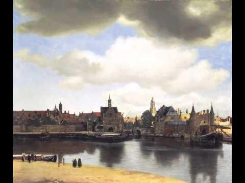 Johannes Vermeer / View on Delft 1661