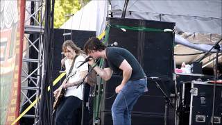 Cavo - Champagne (Live Concert at Carolina Rebellion, Charlotte, NC)