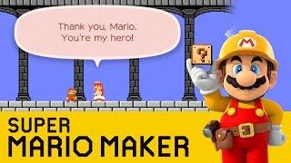 Mario Maker - 100 Mario Challenge - Normal (2)