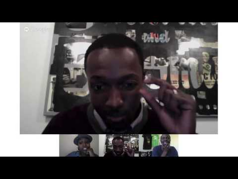 Urbanworld Google Hangout with Aidah Muhammad, Jamie Hector and Gbenga Akinnagbe