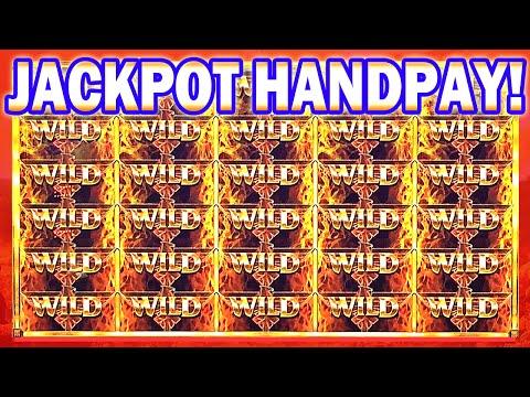 ★★MASSIVE JACKPOT HANDPAY ★★ FULL SCREEN WILDS GOLDEN EAGLE SLOT MACHINE BONUS MEGA BIG WIN