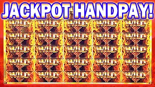 ★★MASSIVE JACKPOT HANDPAY ★★ FULL SCREEN WILDS GOLDEN EAGLE SLOT MACHINE BONUS MEGA BIG WIN(, 2015-09-01T08:33:14.000Z)