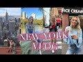 NEW YORK CITY TRAVEL VLOG - PART 2   October 2017
