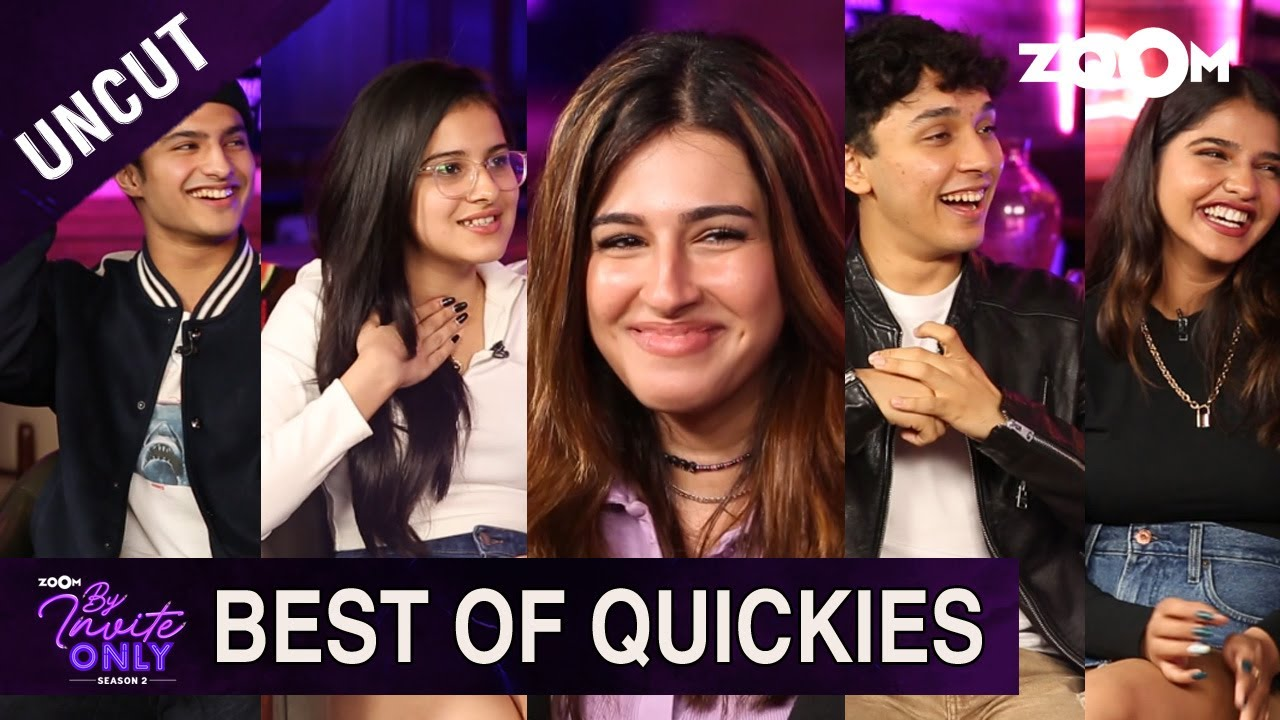 Best of Quickies | By Invite Only Season 2 | Full Interview