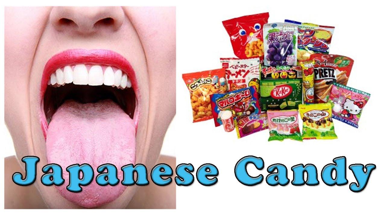 Weird Japanese Candy Taste Test