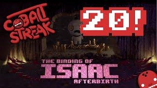 Binding of Isaac Afterbirth #20 - Beggar Please - Cobalt Streak