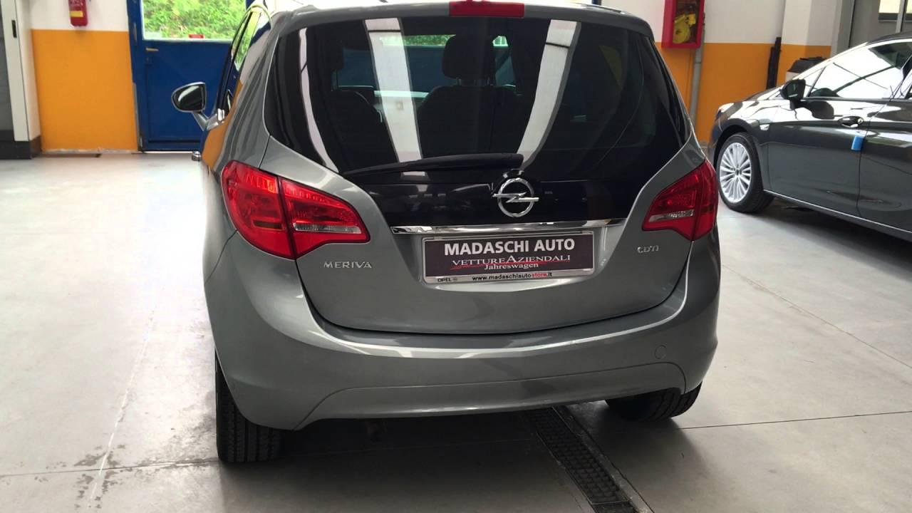 Opel Meriva - NEXT-CARS