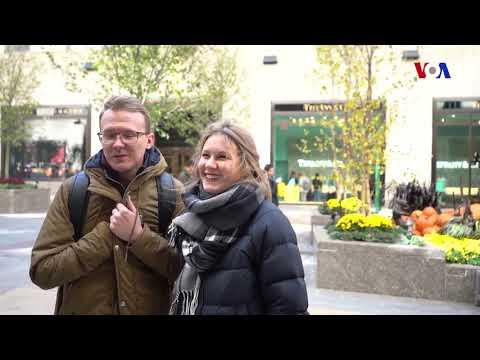 Nyu York turistlərin gözü ilə