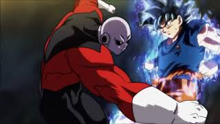 Goku Vs Jiren Part 2 Ultra Instinct Form Face Everything And Rise AMV