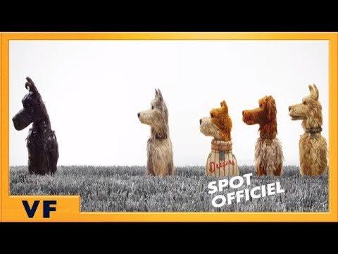 L'Île aux chiens - Wes Anderson   Spot Casting VF HD   2018