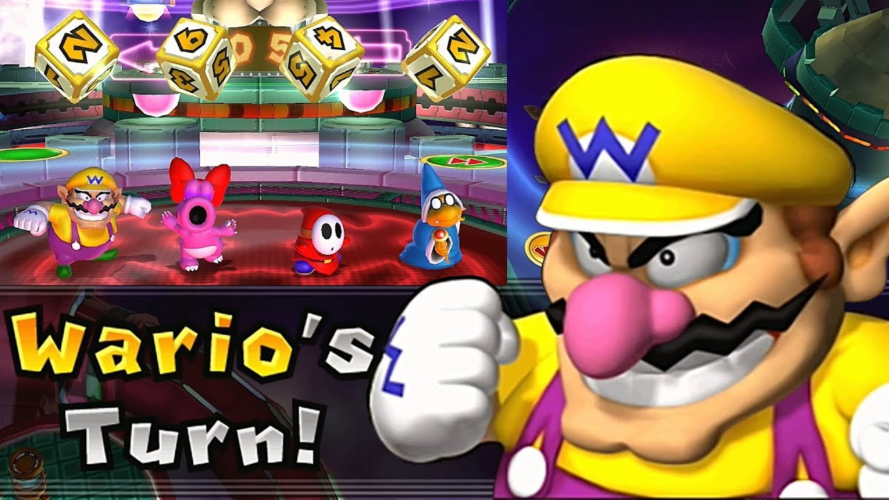 Mario Party 9 Solo Mode Wario Bowser Station Part 6 241 Youtube