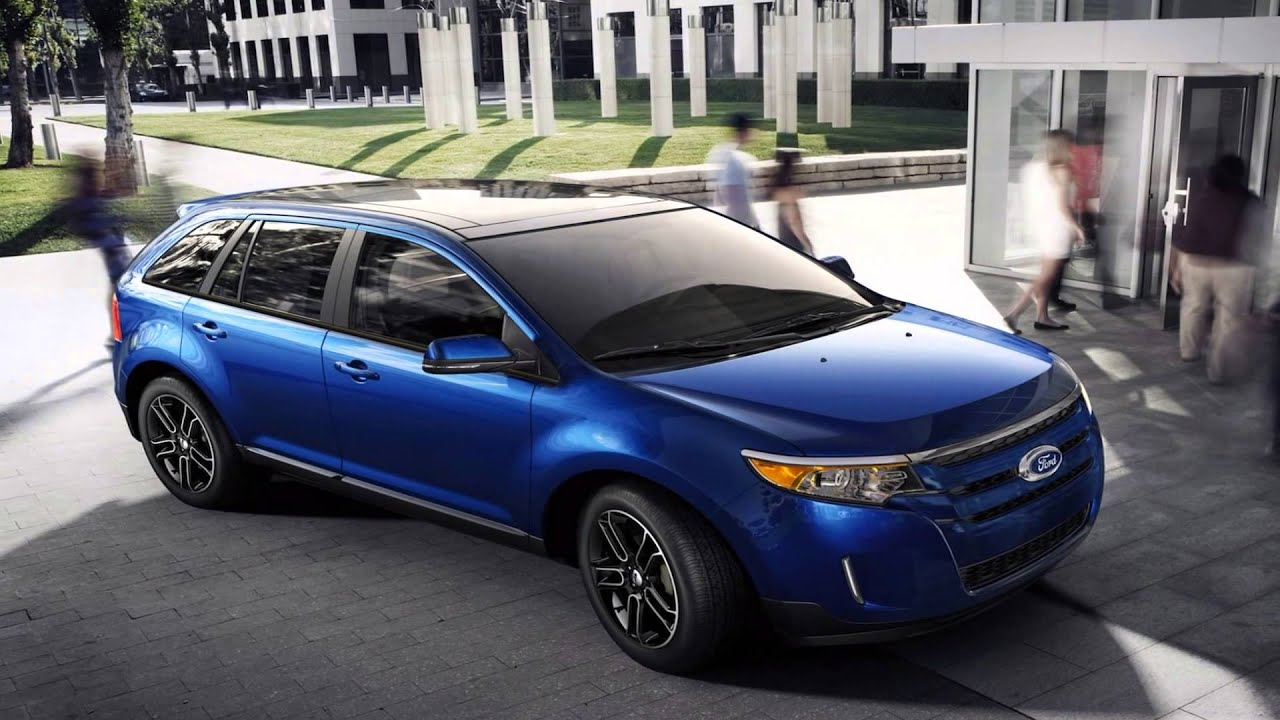 2016 Ford Edge sport Car Specs Performance Show  YouTube
