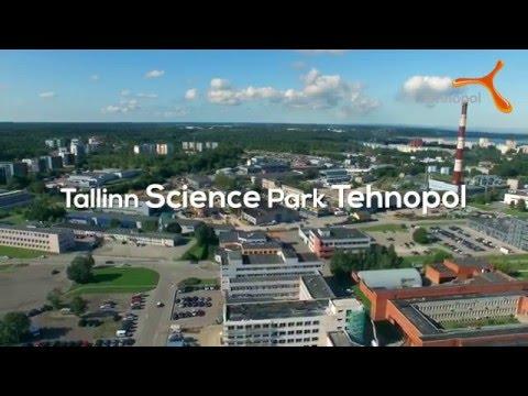Tallinn Science Park Tehnopol - TECH HUB TALLINN