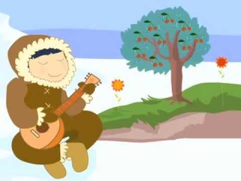 CHILDHOOD SONGS - THREE ESKIMOS